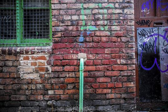 Back Street Graffiti