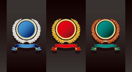メダル 金 銀 銅