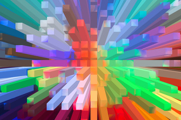 Three-dimensional image