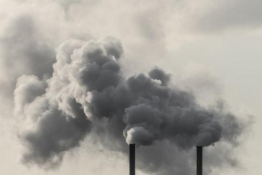 Dirty Industrial Smoke