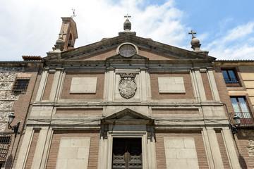 Madrid chiesa