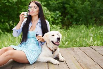 Девка с псом фото 70-826