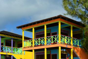 Villa on Half Moon Cay, Little San Salvador Island, Bahamas