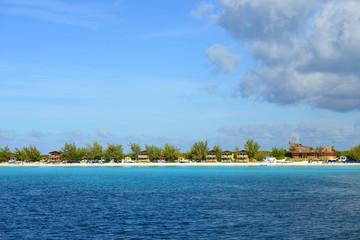 Half Moon Cay, Little San Salvador Island, the Bahamas.
