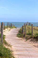 direction la plage !