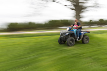 Four Wheeling Fun