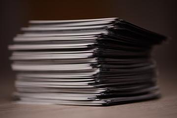 a bunch of polaroids
