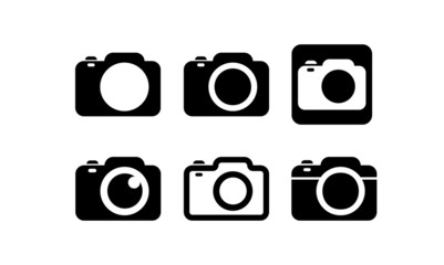 Simple Camera Icon Variation