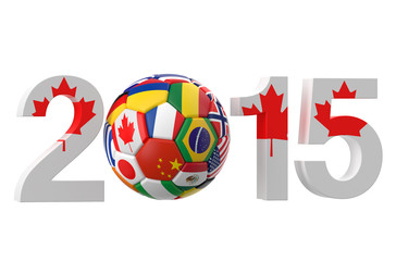 Soccer womens world cup Canada 2015