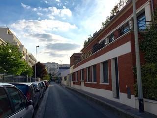 Rue résidentiel