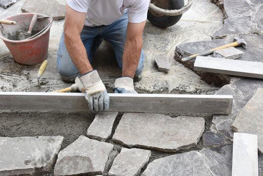muratore lavoro persone cemento edilizia edile