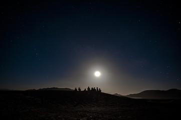 Zagora Desert, Marocco