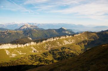 Rochers d'Hurtières (Chartreuse sud / Isère)