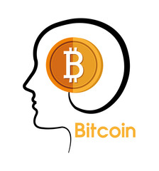 Bitcoins design.