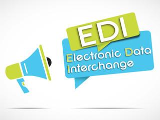 megaphone : EDI (anglais)