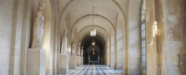 ベルサイユ宮殿の回廊