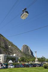 Cable Car to Sugarloaf Pao de Acucar Mountain Rio