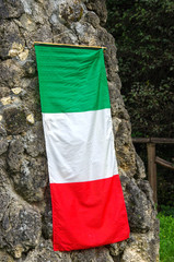 Italy: Italian flag is named 'Tricolore'