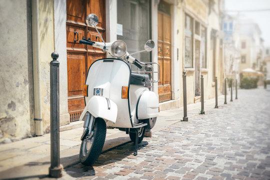 Vespa, Italian scooter