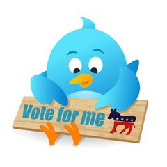 Vote for Democrat