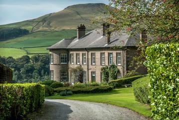 Peak District Mansion