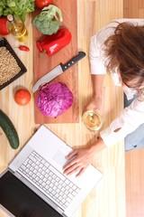 Online Kochen