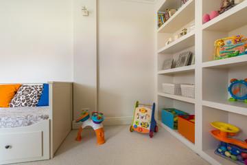 Beauty room for little child