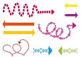 strzałki,symbol,ikonki,znaki,grafika