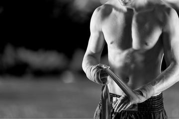 Boxing, Combative Sport, Muscular Build.