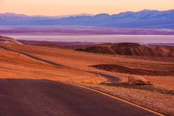 Wall Mural - Death Valley Raw Scenery