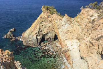 Cape Koganezaki, Izu Peninsula, Shizuoka, Japan