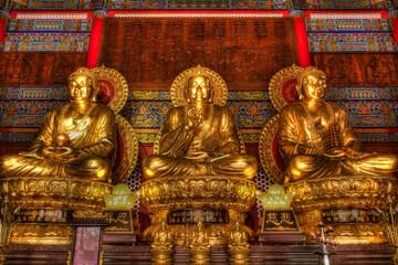 Three principle chinese Buddhist