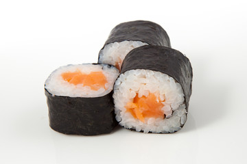 Printed kitchen splashbacks Sushi bar sushi food japan photo