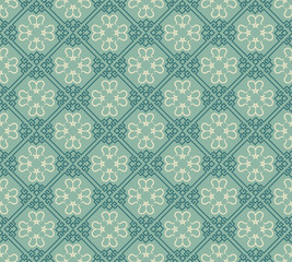 Pattern background vector asian style