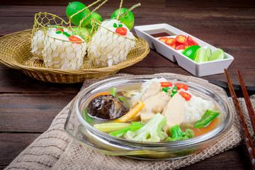 Thai Fried Noodles, fried noodles