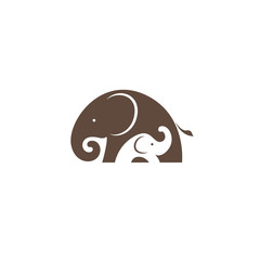 decorative elephants icon
