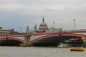 England Bridge over River