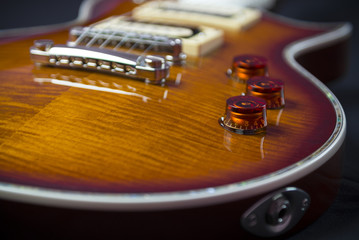 Detalle guitarra