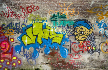 Graffiti moderni