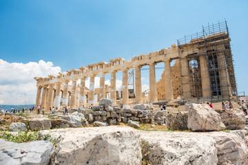 Athen - Akropolis Parthenon