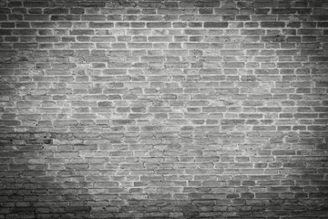 grunge background, red brick wall texture bright plaster wall and blocks road sidewalk
