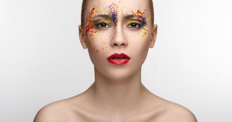 Makeup Beauty Girl