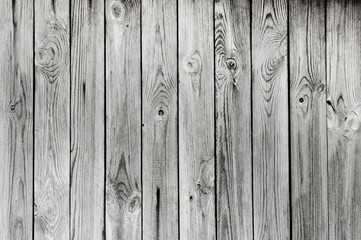 Part of wooden  black-white wall