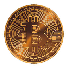 Virtual Coin Bitcoin.