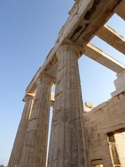 Partenón en Acropolis, Atenas, Grecia