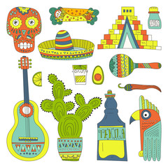 Mexican Elements