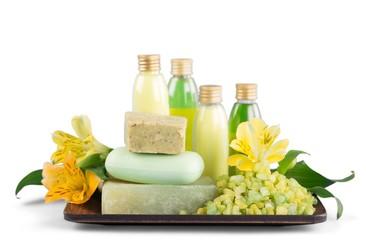 Bar Of Soap, Spa Treatment, Cosmetics.