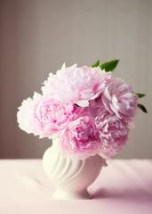 Elegant Floral Decor - Double Peony