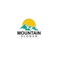Mountain Logo template set