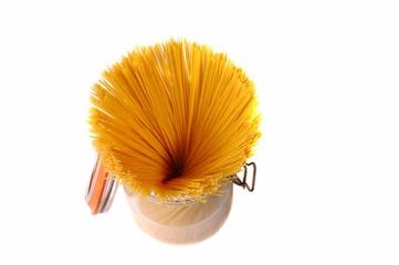 Spaghetti in Jar